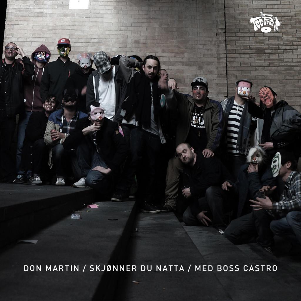 Skjønner Du Natta - Don Martin med Boss Castro