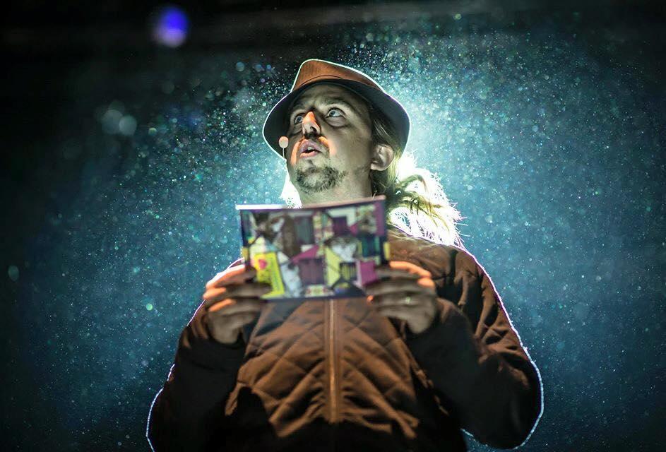 Don Martin på Oslo World Music Festival. Foto Lars Opstad.